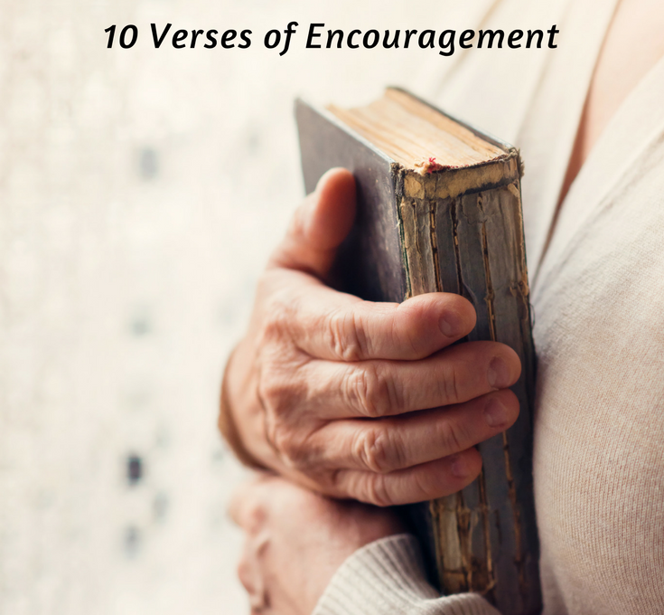 When Your Child is Suffering; 10 Verses of Encouragement